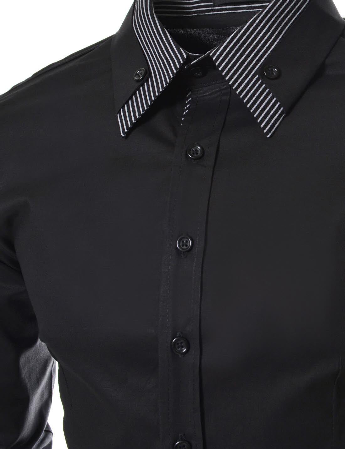 Displaying 18> Images For - Mens Slim Black Dress Pants...