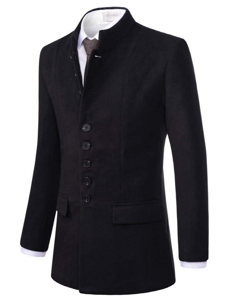 Mandarin banded collar suits and tuxedos for men. Tuxedos and suits for men come in different styles and patterns like two piece suits or tuxedos, three piece men's suits and tuxedos, one button suits, single button tuxedos, two button men' suits two button tuxedos and so free-desktop-stripper.ml is also difference in the style of the collar of the suit or tuxedo for men.